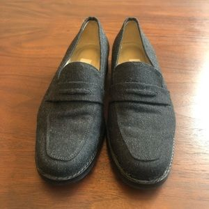 Talbots Wool Blend Loafers Size 7.5
